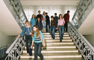 Высота перил (ограждения) на лестнице по ГОСТ в Беларуси