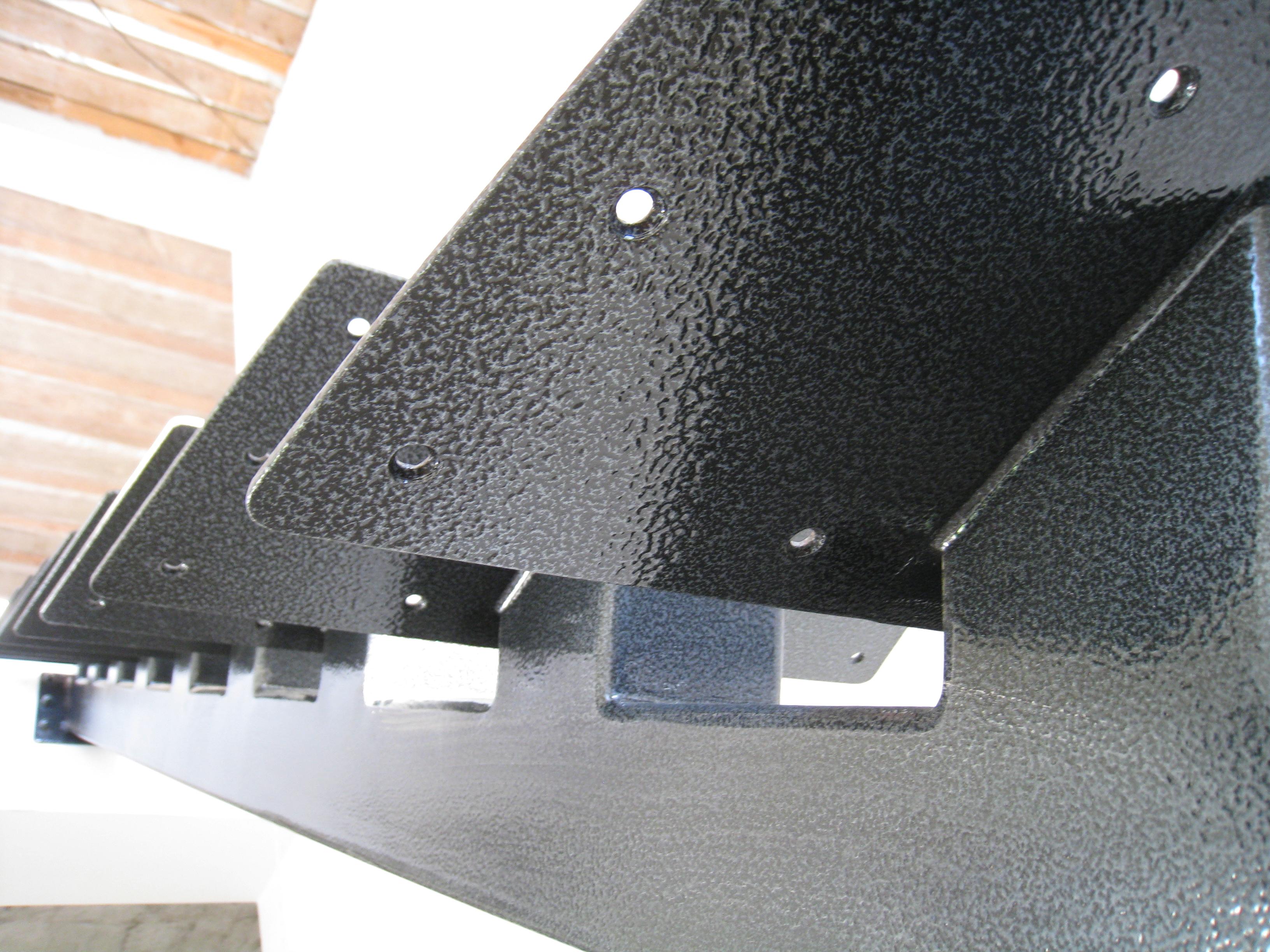 Центральный косоур для лестницы под заказ - 3