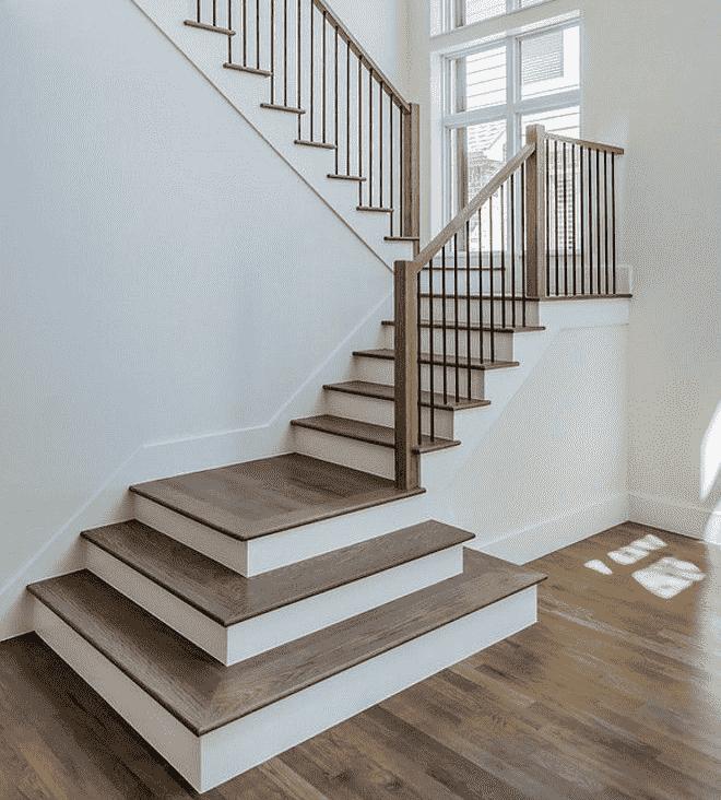 выбрать деревянную лестницу на 2 этаж