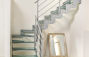 Изготовление Г-образных лестниц в Минске