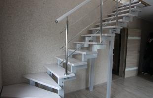 В каких случаях лестница на металлокаркасе будет рациональным решением?