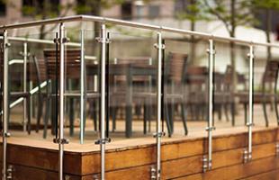 Ограждения на балкон и террасу