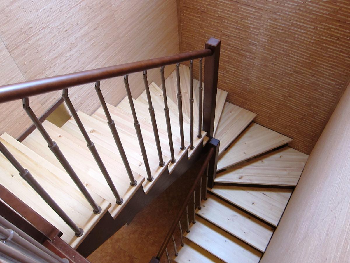 Лестницы буквой П