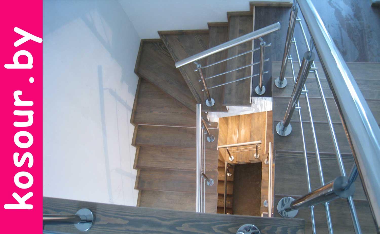 П-образная лестница в Минске